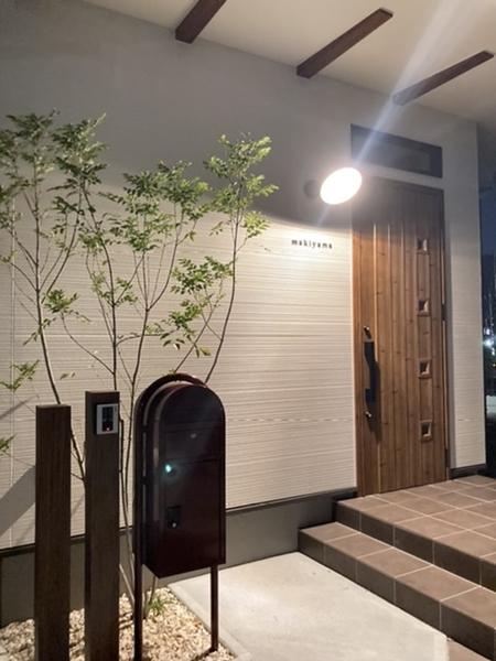 兵庫県川西市/まーぼー様施工例