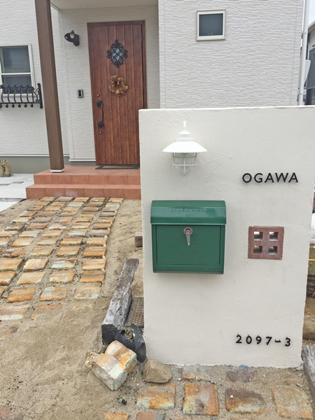 岡山県倉敷市/ゆみ様施工例