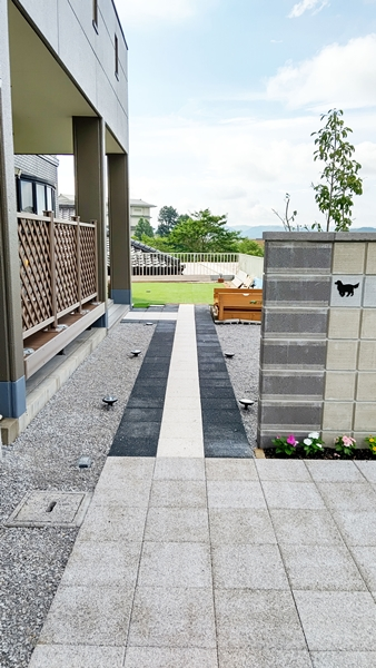 岡山県勝田郡/コバパパ様施工例