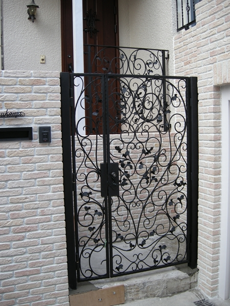-/gate-077施工例