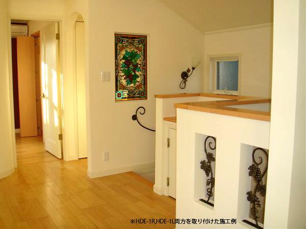 アイアン室内飾り/サビにくい鉄製ハンドメイド//hde-1l
