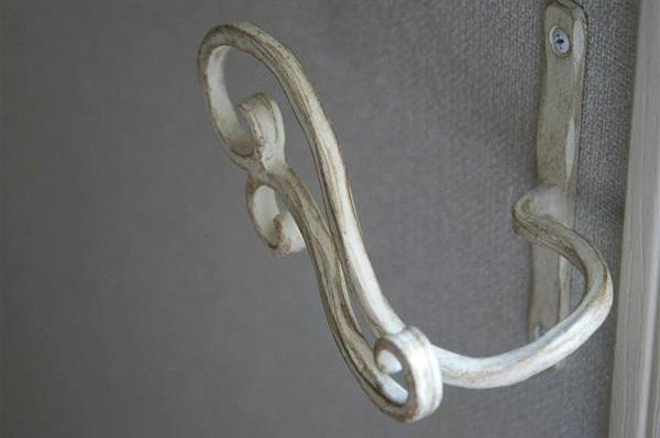 アイアンタッセル・房掛金具/サビにくい鉄製ハンドメイド//tassel-m-l