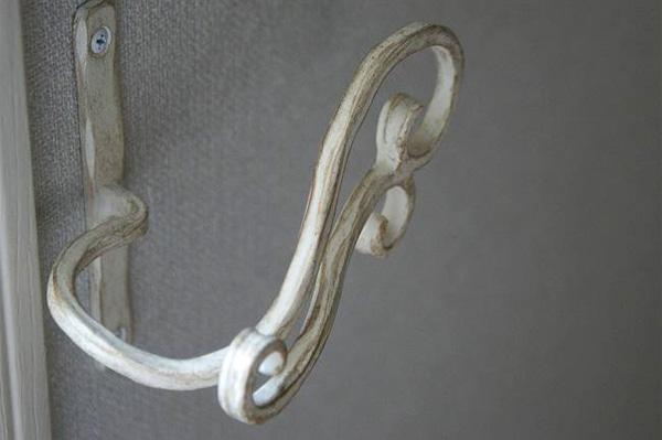 アイアンタッセル・房掛金具/サビにくい鉄製ハンドメイド//tassel-m-r